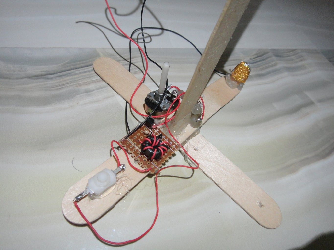 Lets Put the Circuit Together!