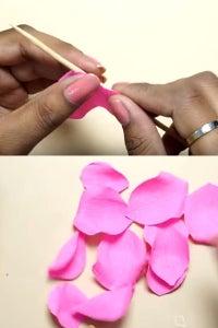 Let's Fold the Petal!