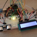 Arduino Parking Assistant - Park Your Car in the Correct Spot Every Time