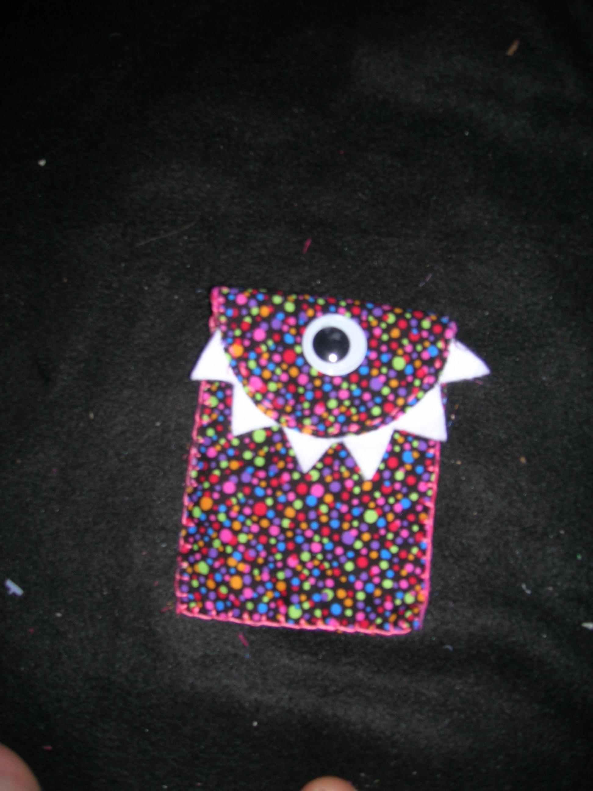 Monster I-Pod Case