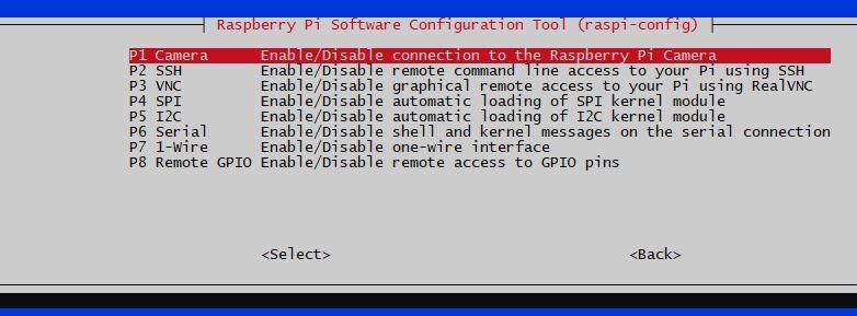 Preparing the Raspberry PI