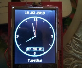 2.4 TFT LCD With I2C Module(s)