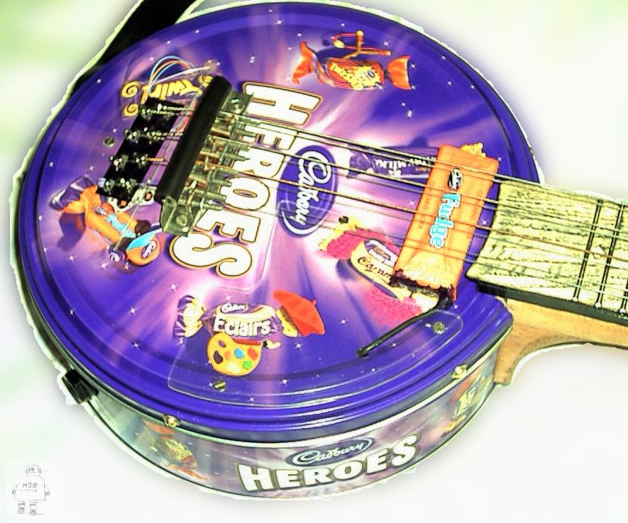 The Hero Guitar