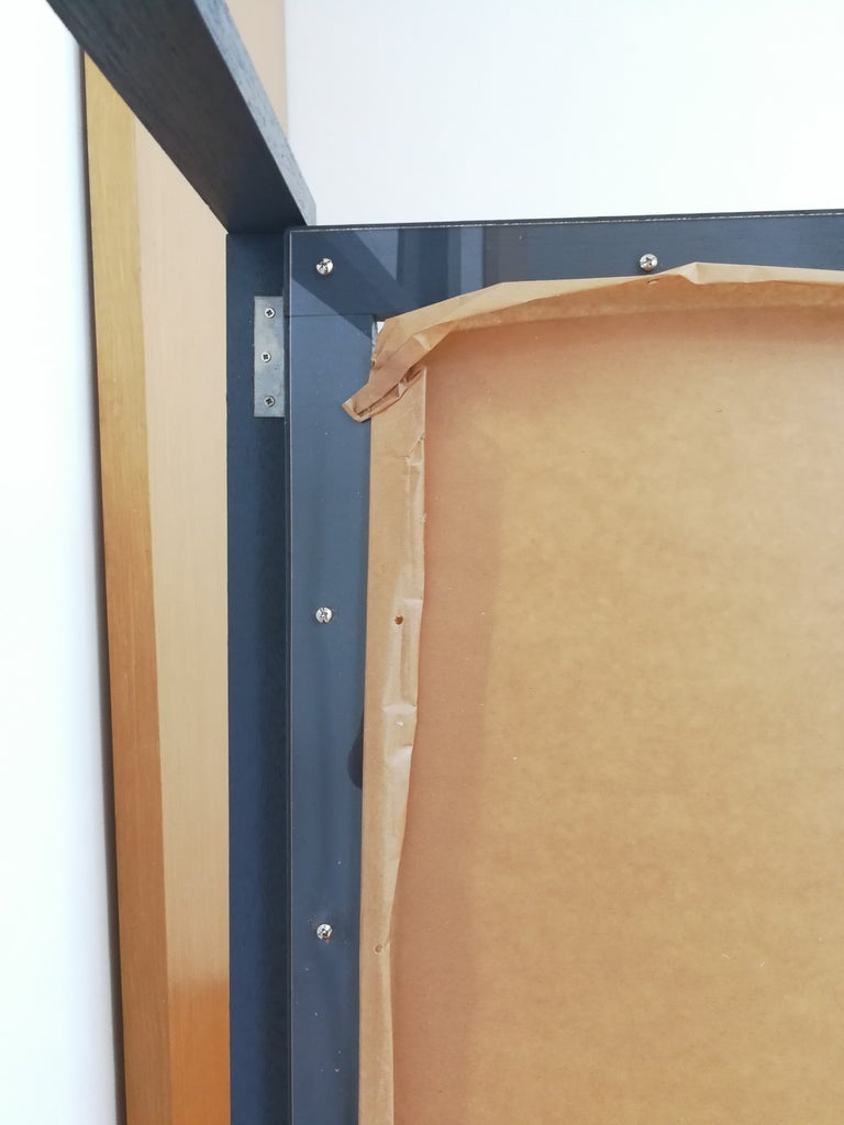 Build a Hinged Frame
