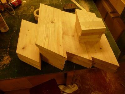 Cut Side Pieces