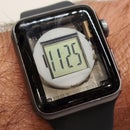 Apple LCD Watch