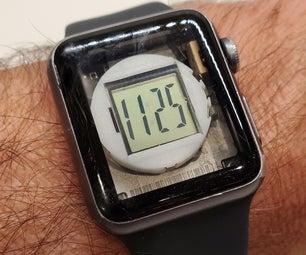 旧学校苹果LED手表