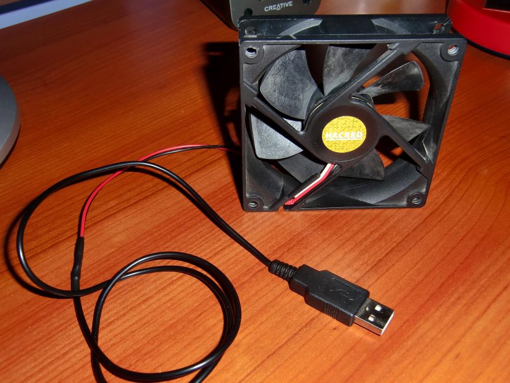 USB Desktop PC Fan