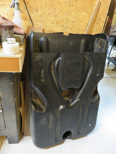 Making Dimensional Recycled HDPE Stock for Projects