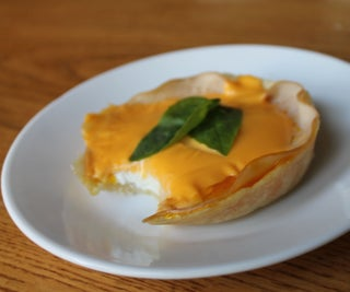 5-Minute Pocket-Sized Breakfast Pastry - From Scratch!