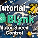 Arduino Tutorial - Blynk Motor Speed Control ESP8266