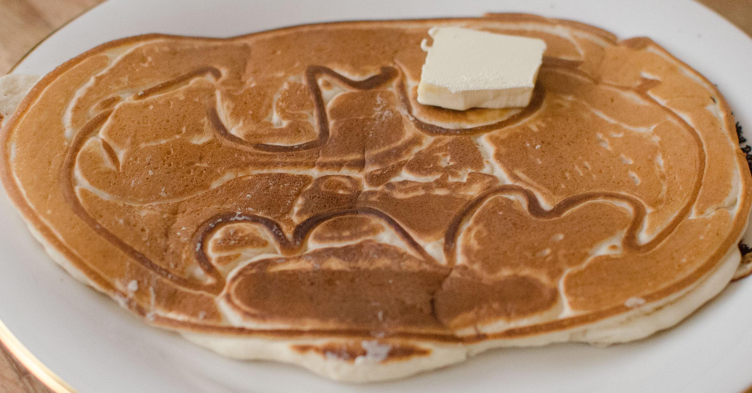 How to Make Superhero Pancakes