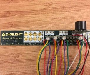 PCB Ruler Sonar Extension