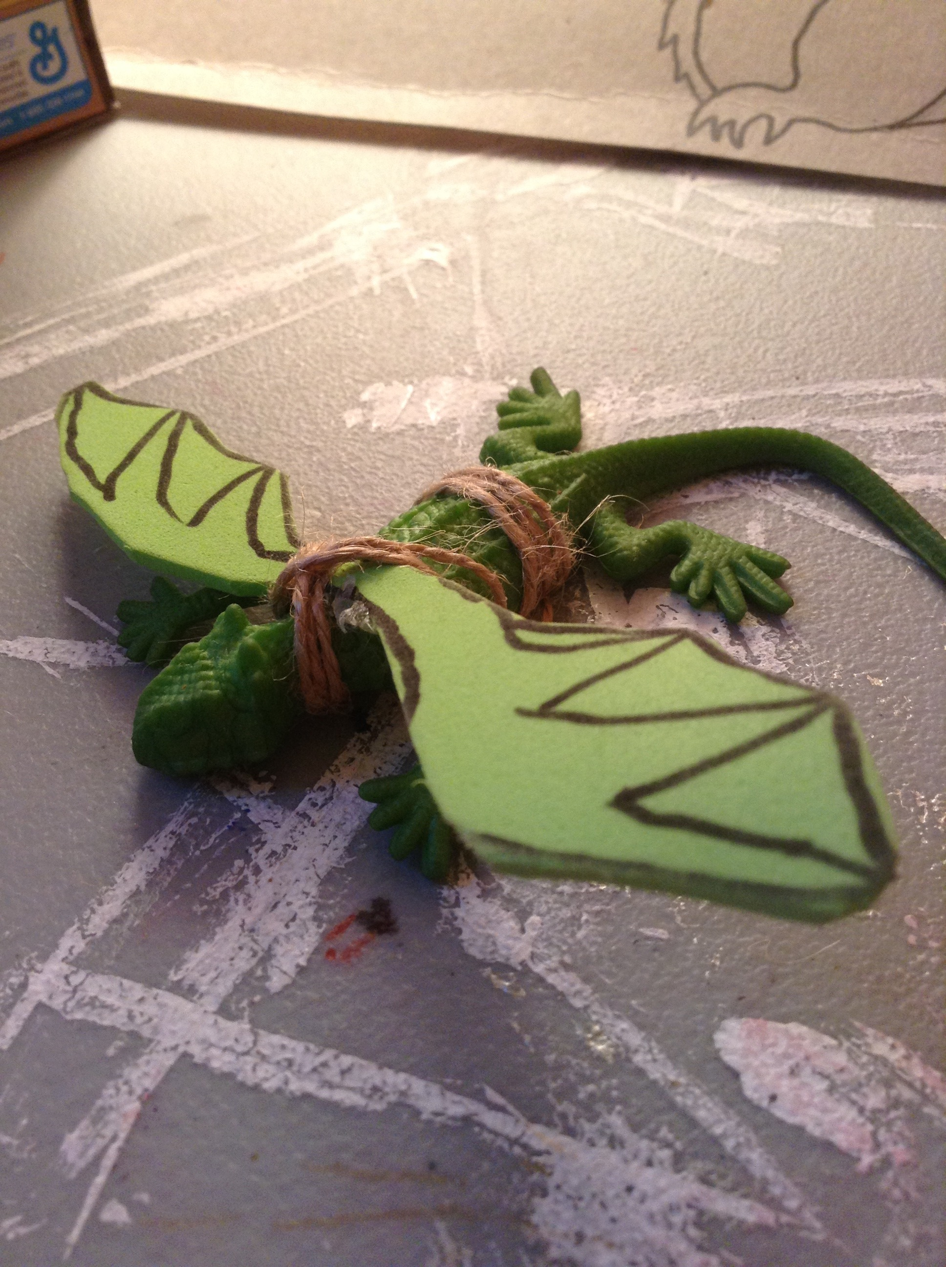 How To Make A Baby Dragon