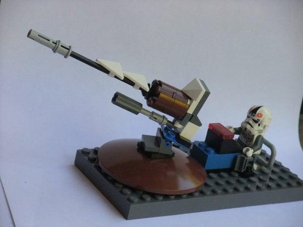 Lego Cannon
