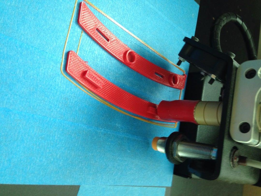Basic Run : 3D Print the STL Files - Kind Off Straight