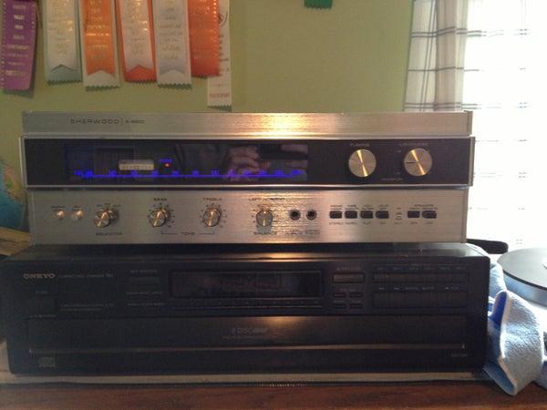 DIY Hi-Fi: Vintage Receiver Repair and Modification