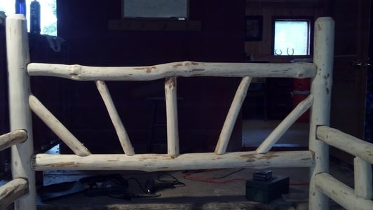 Head and Footboard Spindles