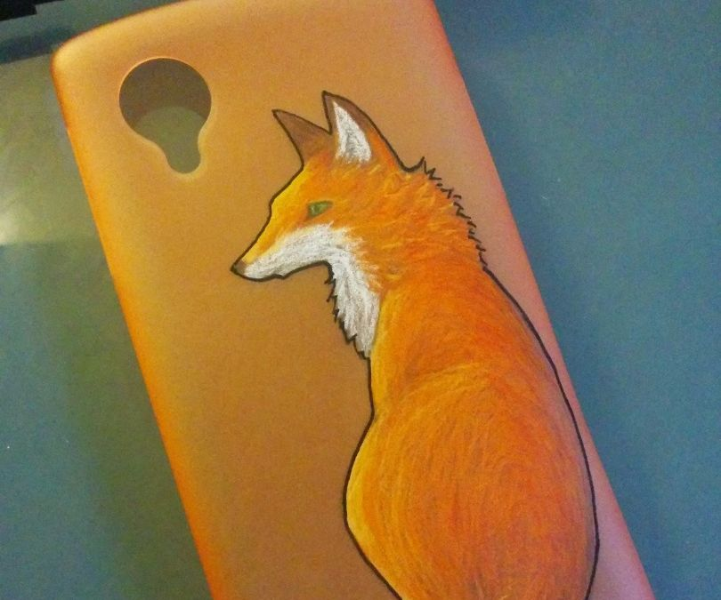 Design your own mobile cover