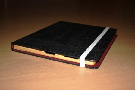 DIY Book-like IPad Case (Dodo / Moleskin Style)