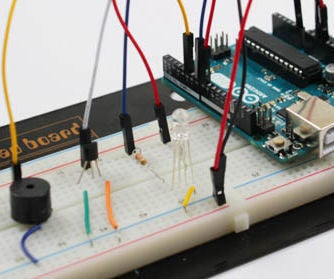 Getting Started With a Temperature Sensor