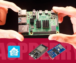Basic Projects | How to Start on Raspberry Pi Home Automation | ESPHome