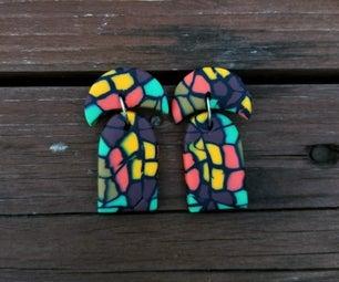 Polymer Earrings!!