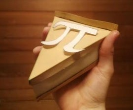 Pie Inside a Pie, Topped With Pi