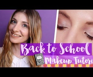Back to School Drugstore Makeup Tutorial