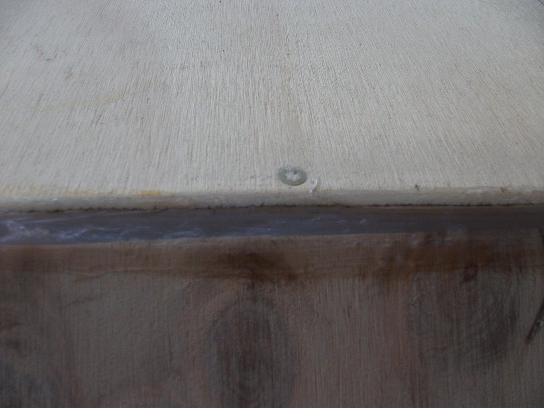 Sanding, Sealing & Painting