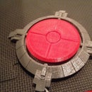 3D Printed (Functional) Portal 1500 Megawatt Super Button