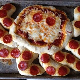 Octopizza Pie: Gruesome and Delicious