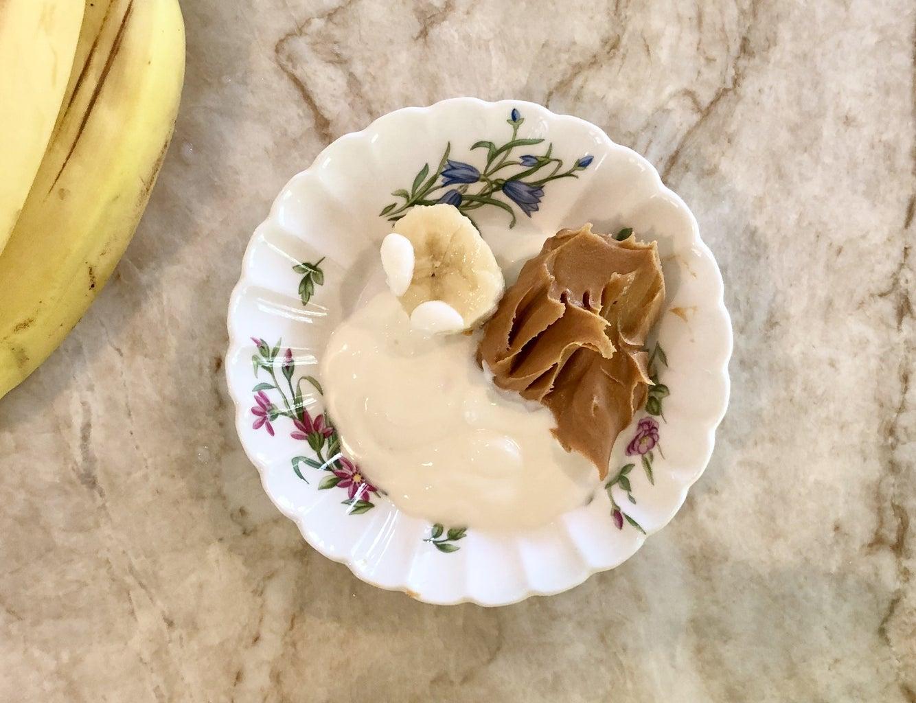 Peanut Butter Banana Treats