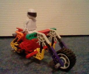 Micro Knex Top Gear.