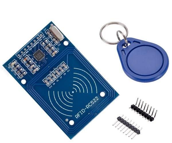 Arduino RFID Reader / MFRC522 Turorial