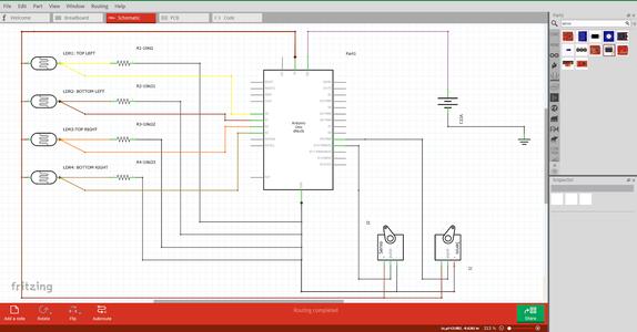 Draw and Understand Schematic Diagram