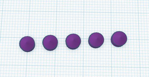 Step 8: Print the Pin-caps