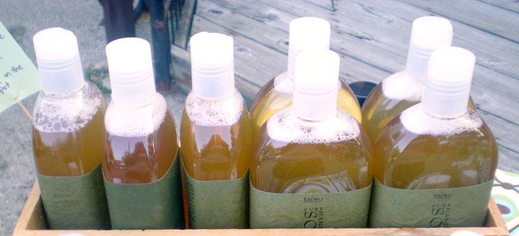 Hot Process Liquid Soapmaking