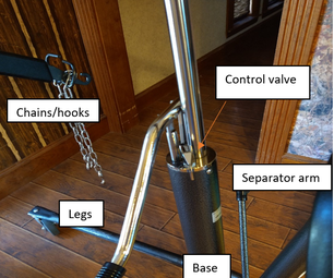How to Operate a Hydraulic Hoyer Lift
