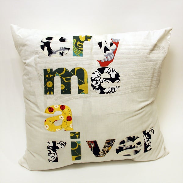 Sleepy Weepy Pillow