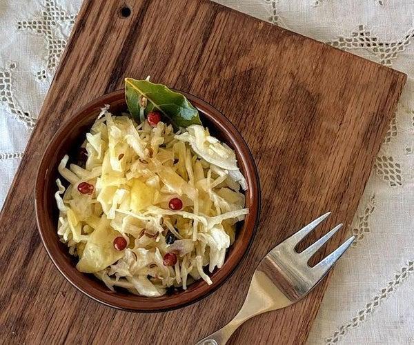 发酵卷心菜
