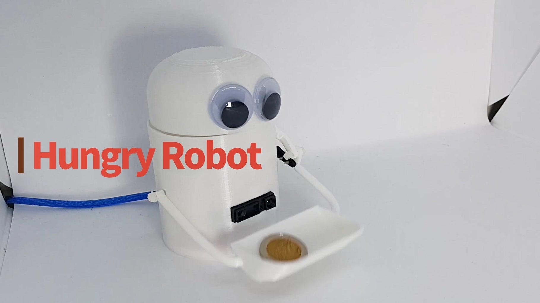 Hungry Robot?