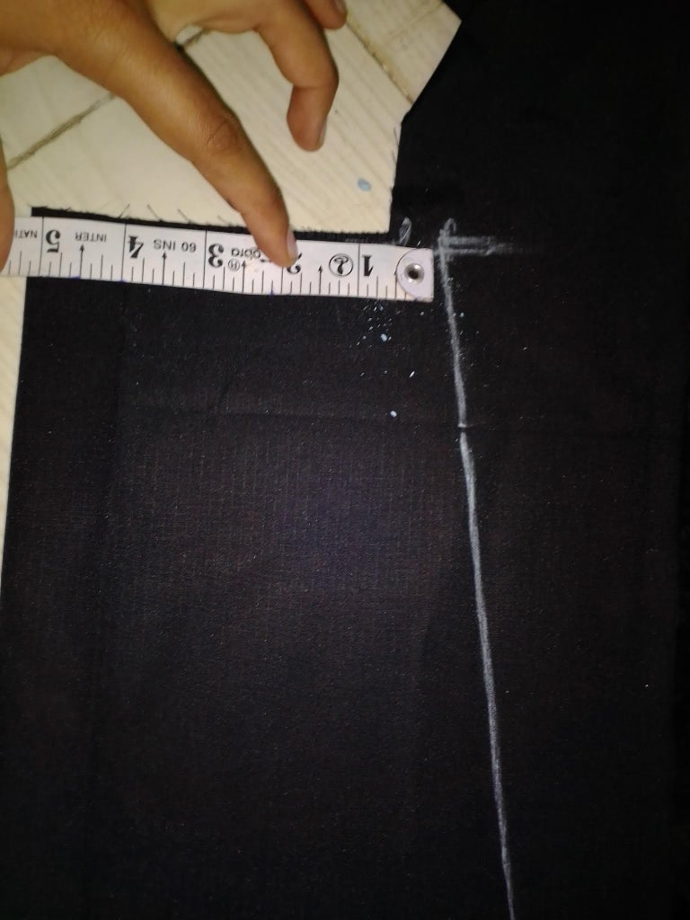 Attaching Sleeves