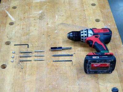 Tools, Materials, & Files