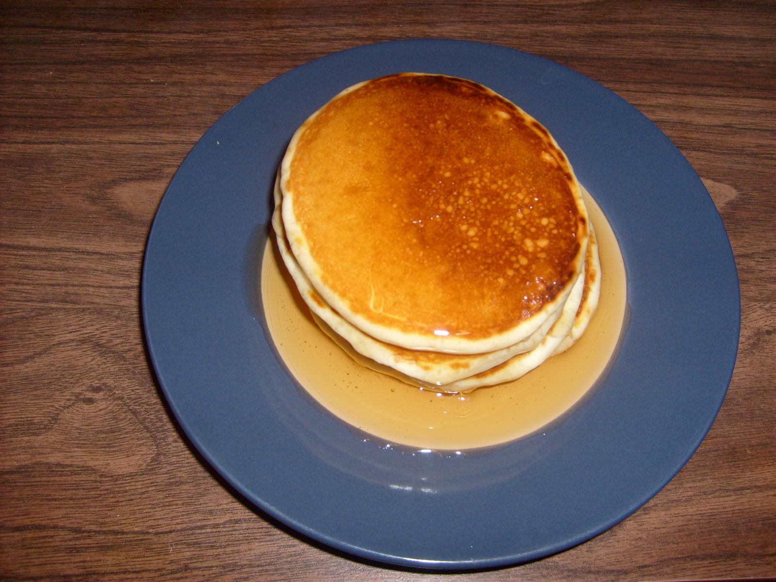 How to make excellent pancakes