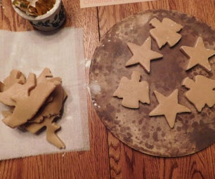First American Christmas Cookey Recipe