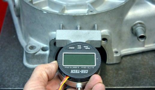 Radius Measuring for Reverse Engineering.