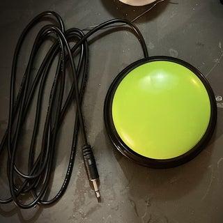 Modify a Game Buzzer As an Adaptive Controller