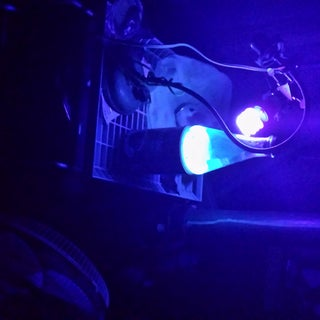 Tonic water with bacteria under UV light..jpg