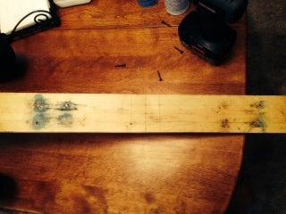 "Attatch Skateboard to 44"" Inch Board"